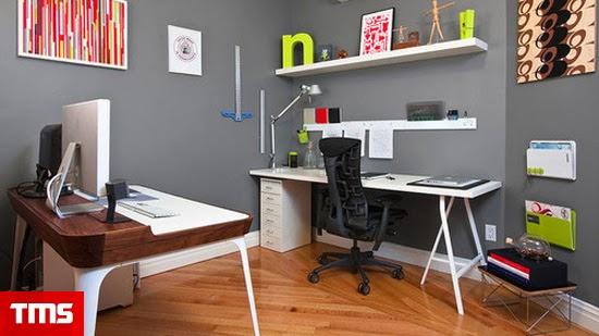 Gambar Design Ruang Studio Kerja Paling Keren Dan Inspiratif 2014