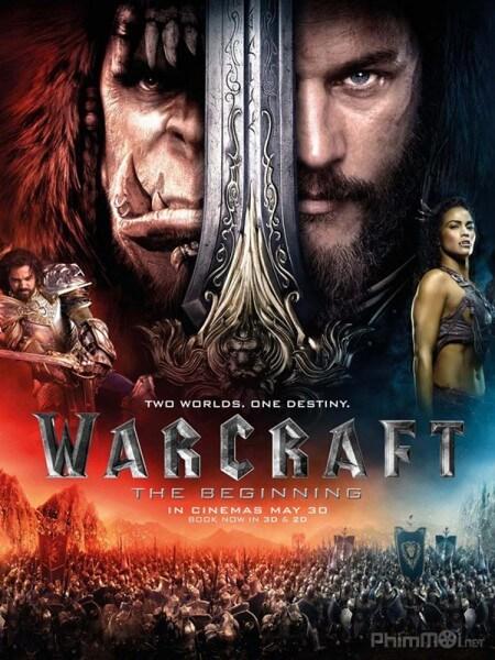Dai chien 2 the gioi - Warcraft: The Beginning 2016 Vietsub