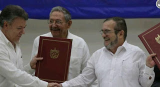FARC prepares for move to politics