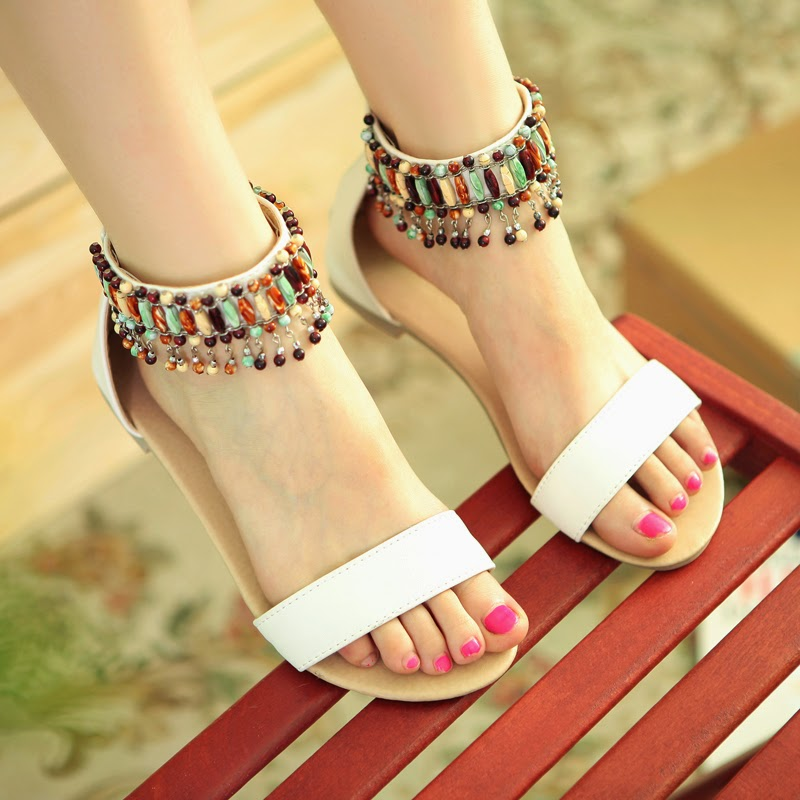 Awesome Flat Sandals | Summer Wear Sandals