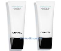Logo Campione omaggio Chanel Hydra Beauty Masque de Nuit alla Camelia