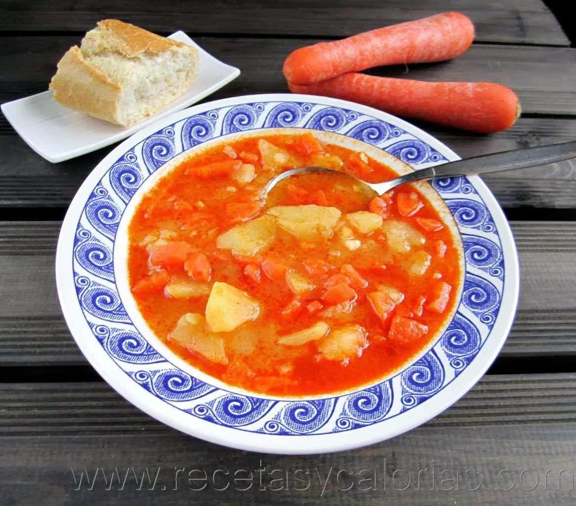 Cocido De Patatas Y Zanahoria La zanahoria es muy nutritiva, con un bajo aporte energético. cocido de patatas y zanahoria