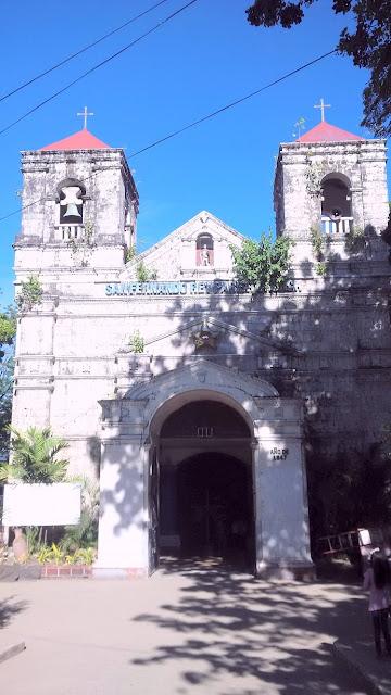 San Fernando Rey Church cebu