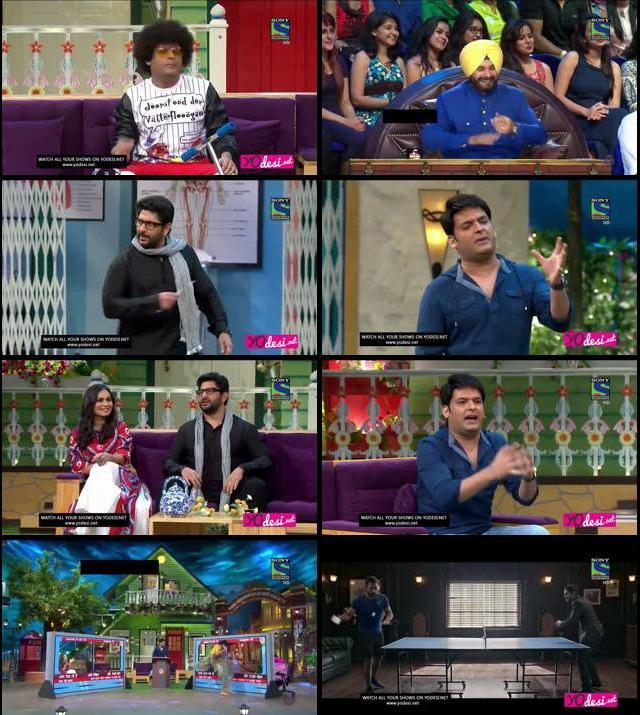 The Kapil Sharma Show 30 July 2016 HDTV 480p