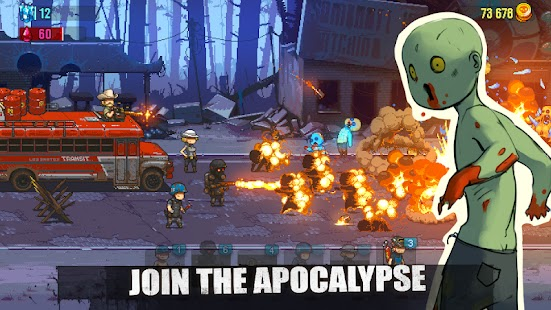 Dead Ahead: Zombie Warfare Apk Mod Free on Android Game Download