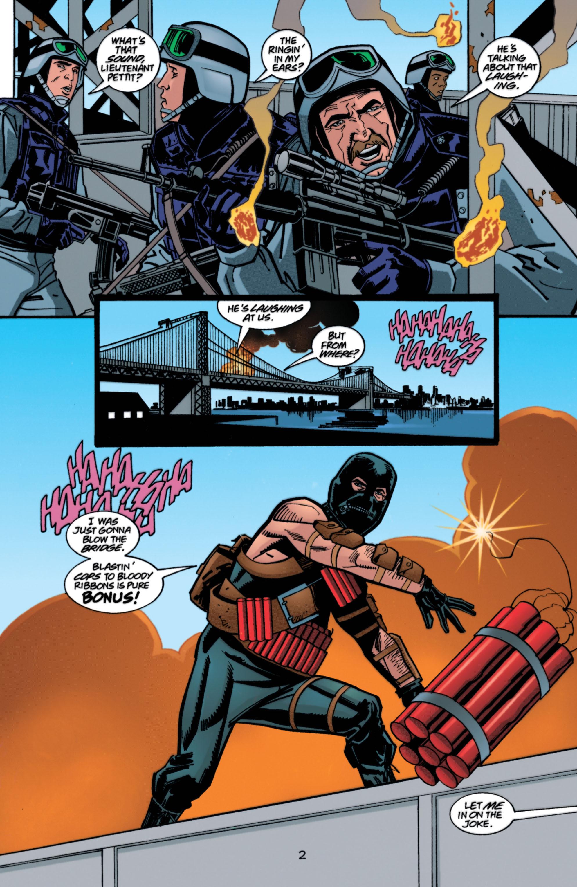 Detective Comics (1937) 728 Page 2