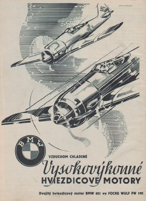BMW Fascist airplane ads worldwartwo.filminspector.com