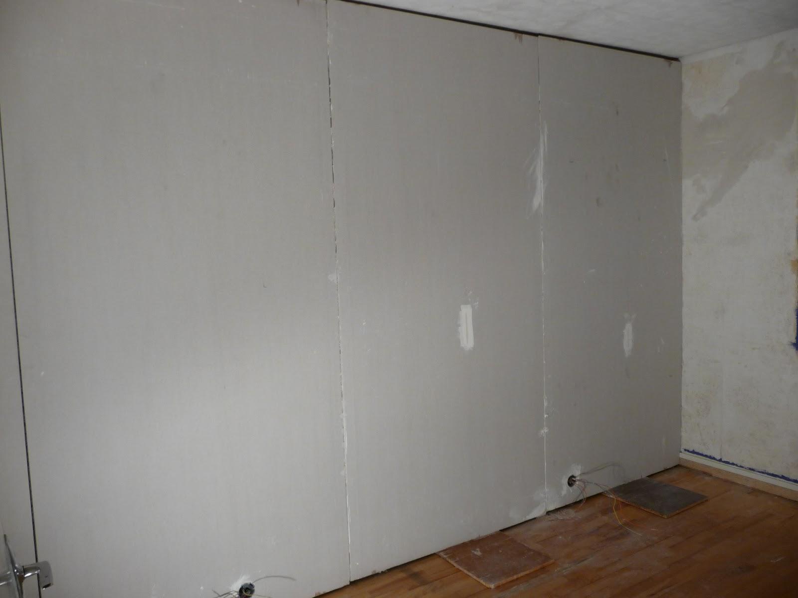 Isolation Phonique Mur Chambre rénovation d'un appartement: octobre 2011