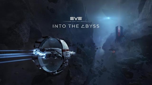 Anunciou a adição de Into the Abyss para EVE Online