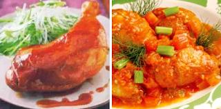 Recipe Chicken Tomato Sauce
