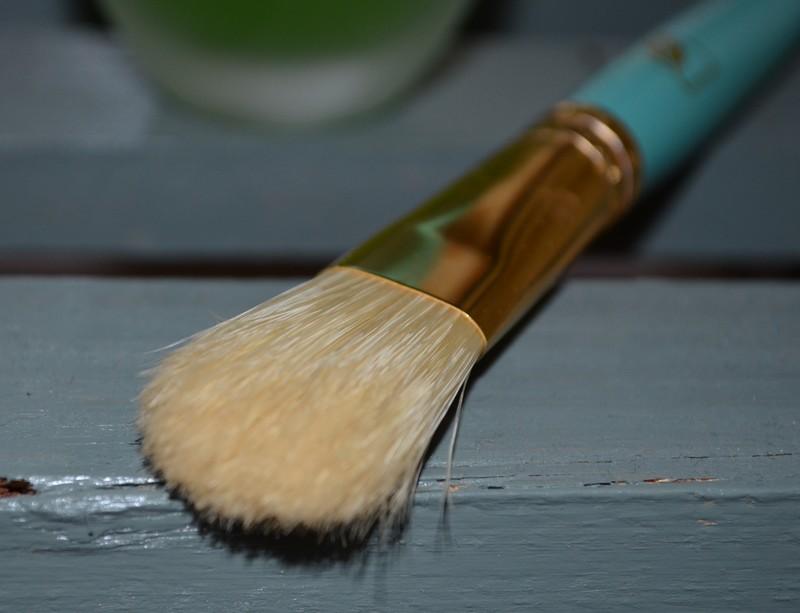 Pinceau pour crème et masque