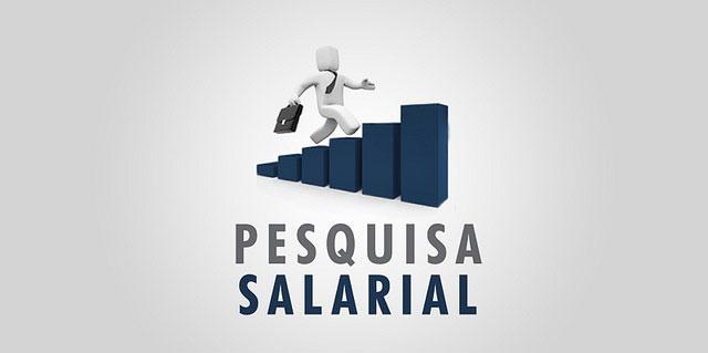 Pesquisa Salarial do projeto Talentos Brilhantes