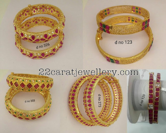 Bangles Available in All Sizes