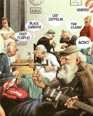 Asilo. Deep purple! black sabbath! led zeppelin! hendrix! the clash! acdc!