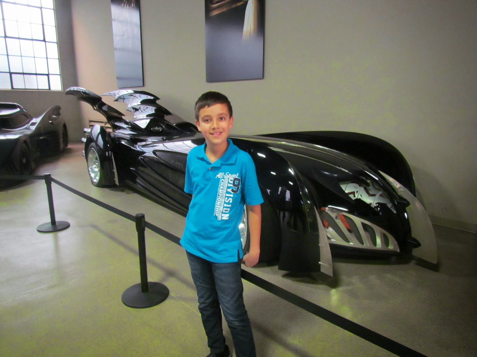 Carro Batman Warner Bros