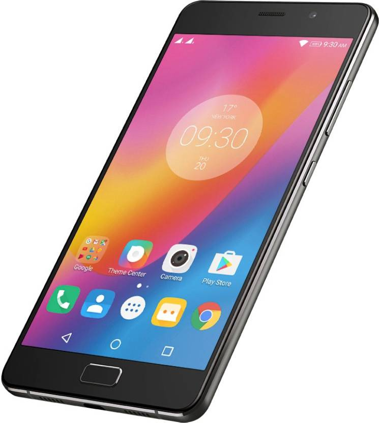 Smart mobile: Smart Mobile Lenovo P2 (Grey, 32 GB) (With 4