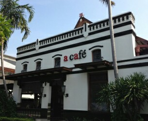 Cafe Di House of Sampoerna