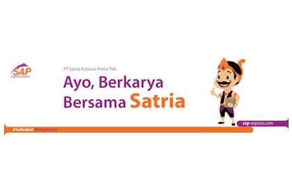 Lowongan PT. Satria Antaran Prima (SAP Express) Pekanbaru Februari 2019