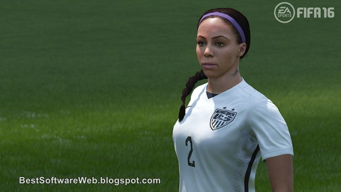 FIFA 16 PC Game, FIFA World Cup, Women Teams in EA Sports FIFA 16