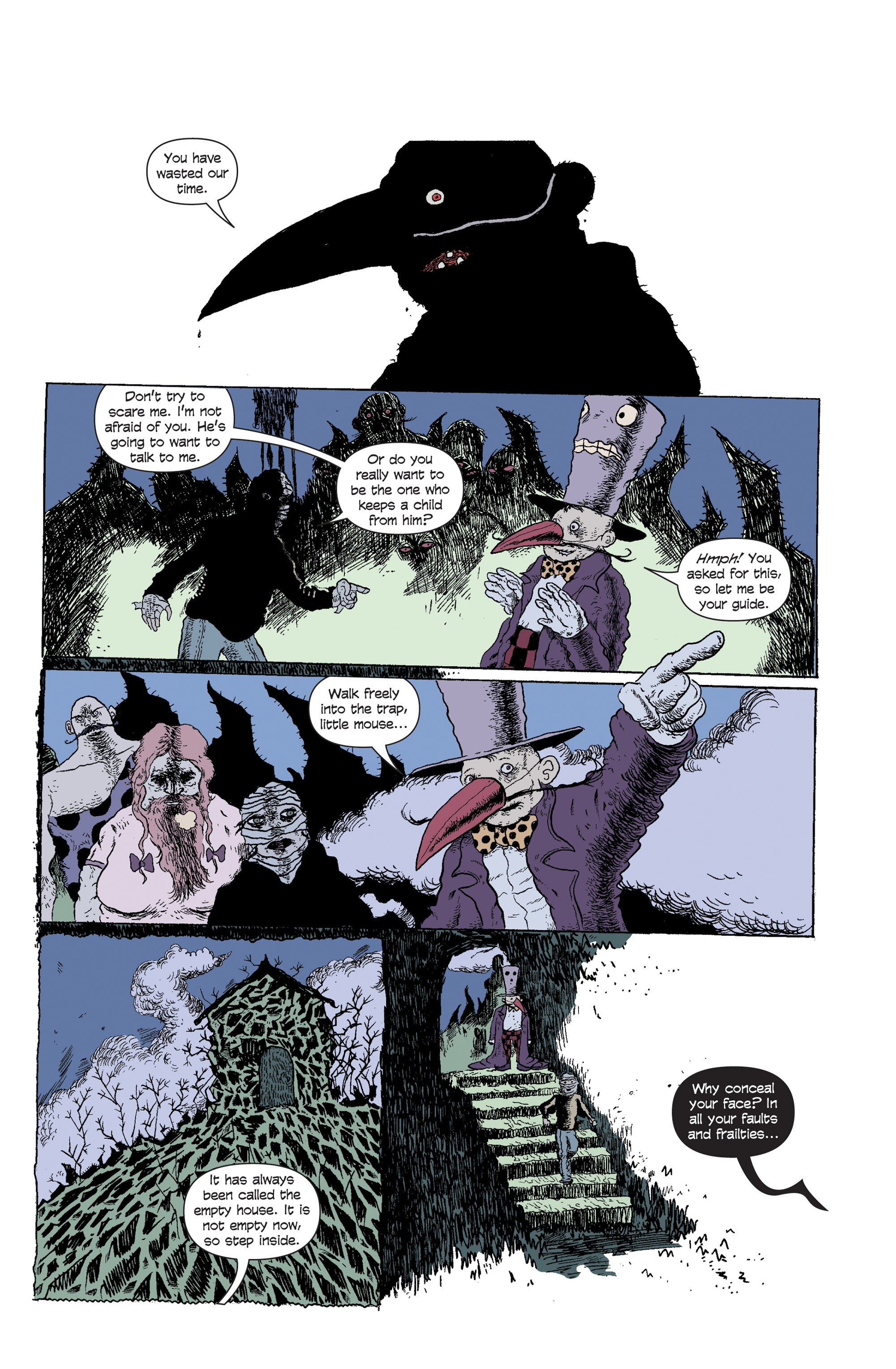 Read online And Then Emily Was Gone comic -  Issue #5 - 7