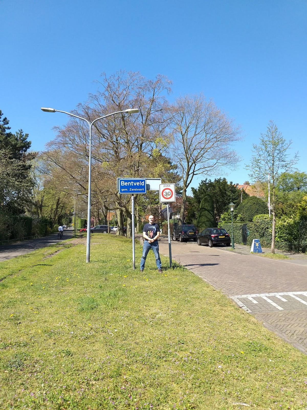 Ton the Dutch Traveller: Bentveld