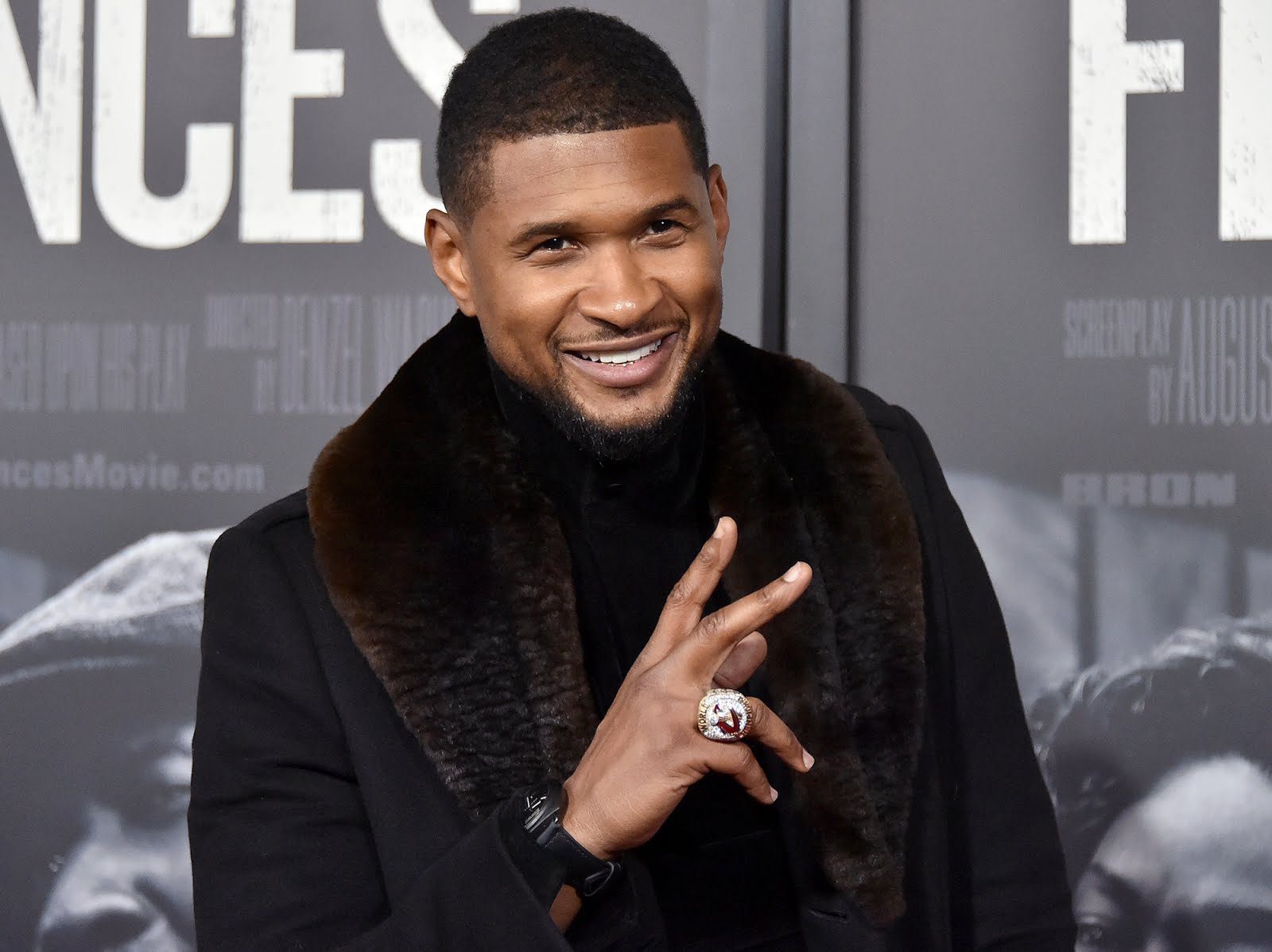 All About Usher