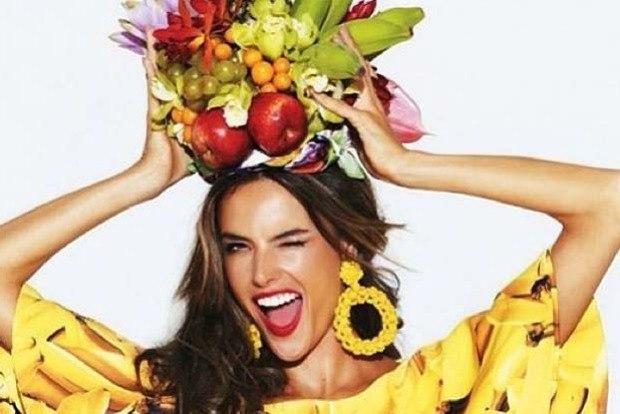 hidratação com frutas