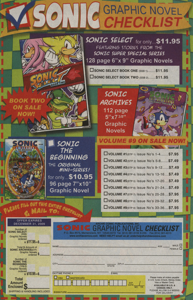 Read online Sonic The Hedgehog comic -  Issue #194 - 12
