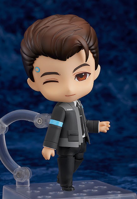Figuras: Nendoroid Connor de Detroit: Become Human - Good Smile Company