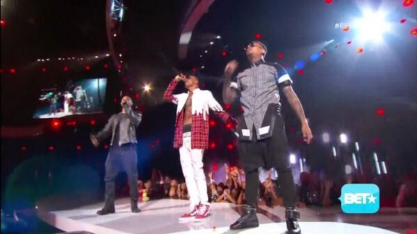 August Alsina BET Awards Performance