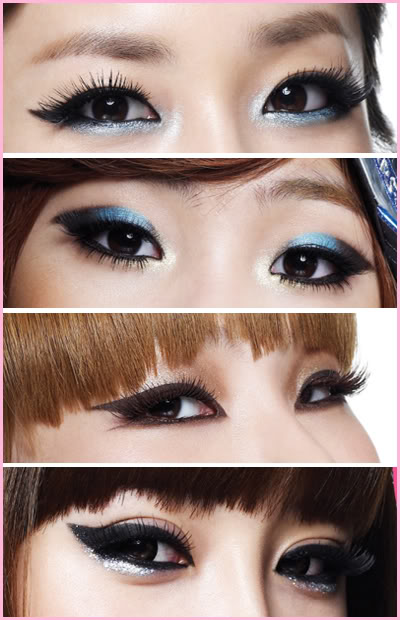 Eyeshadow For Brown Eyes: Ariska Pue's Blog: Korean Eyes Makeup