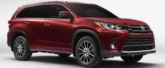 2020 Toyota Highlander Hybrid Drivers Seat Covers
