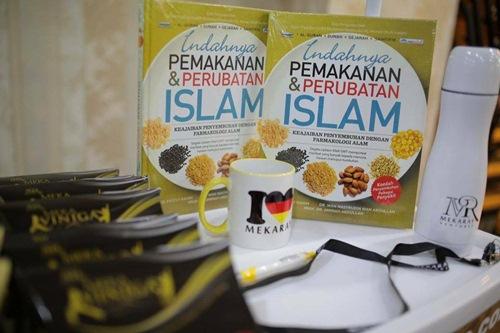 Mekaray Ventures Formulasi Pemakanan dan Perubatan Islam