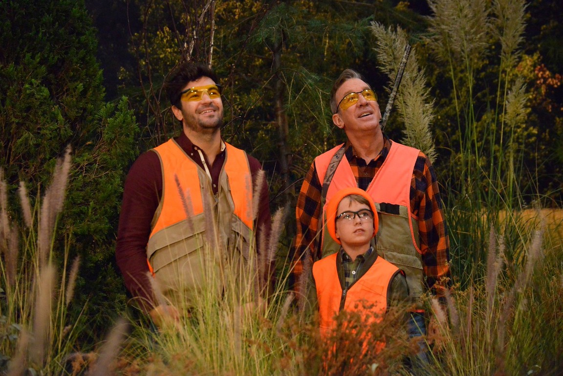 Last Man Standing - Season 6 Episode 04: Boyd Will Be Boyd