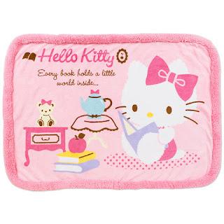 Gambar Selimut Hello Kitty 7