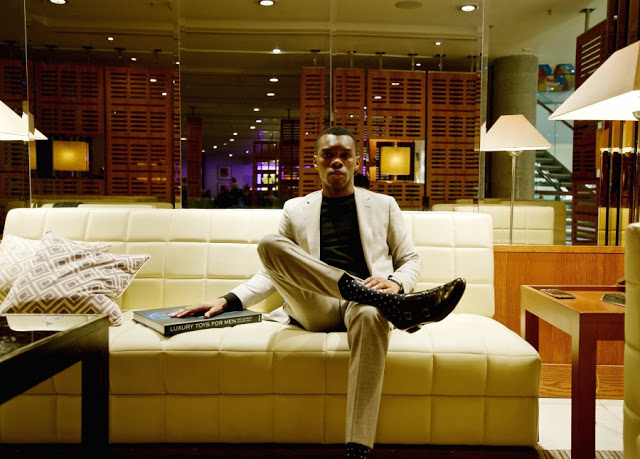 Luxury Expert, Kayode Modupe-Ojo Sets His Eyes Of Ghana And Africa