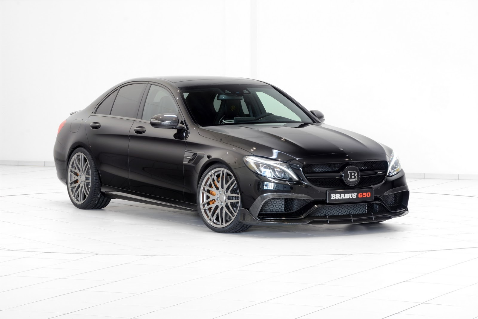 Brabus Mercedes Amg C63 S Enter Supercar Territory With