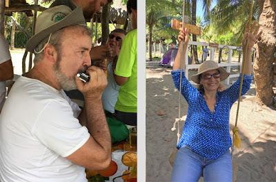 Blog 'lugares de memória' - Matéria sobre Arembepe Fotos: Sylvia Leite
