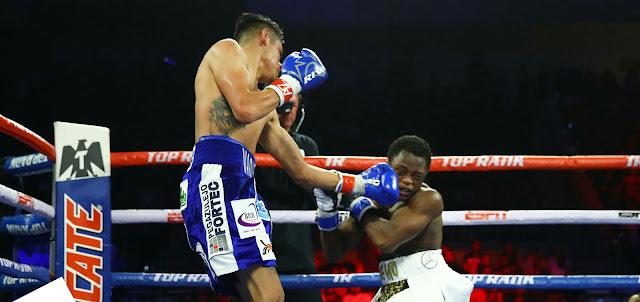 Emanuel Navarrete vs Isaac Dogboe Rematch