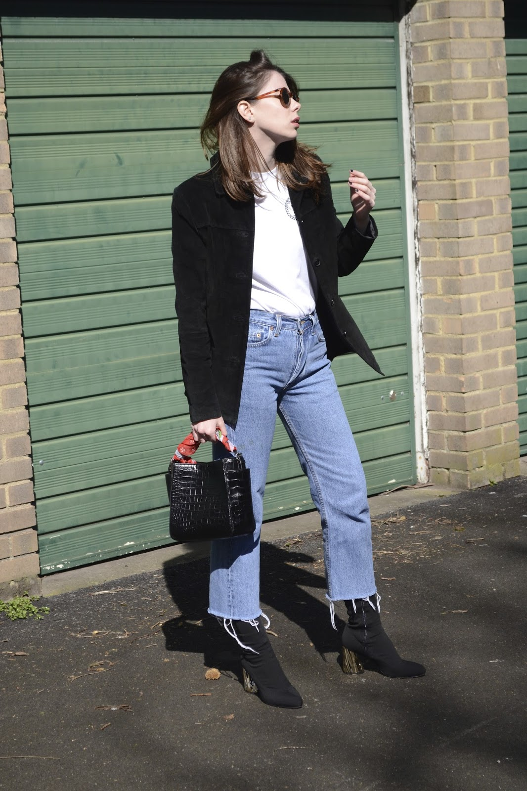 How to style Levis 501's ft Vintage, Levis 501's and Public Desire