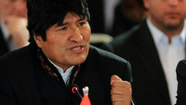 Evo Morales rechaza bloqueo económico contra Venezuela