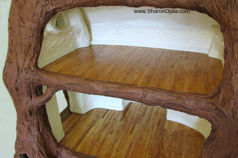Where The Gnomes Live Tree Stump House Part Four