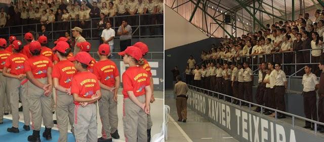 Senador Canedo: Tocha da Paz passa pelo município