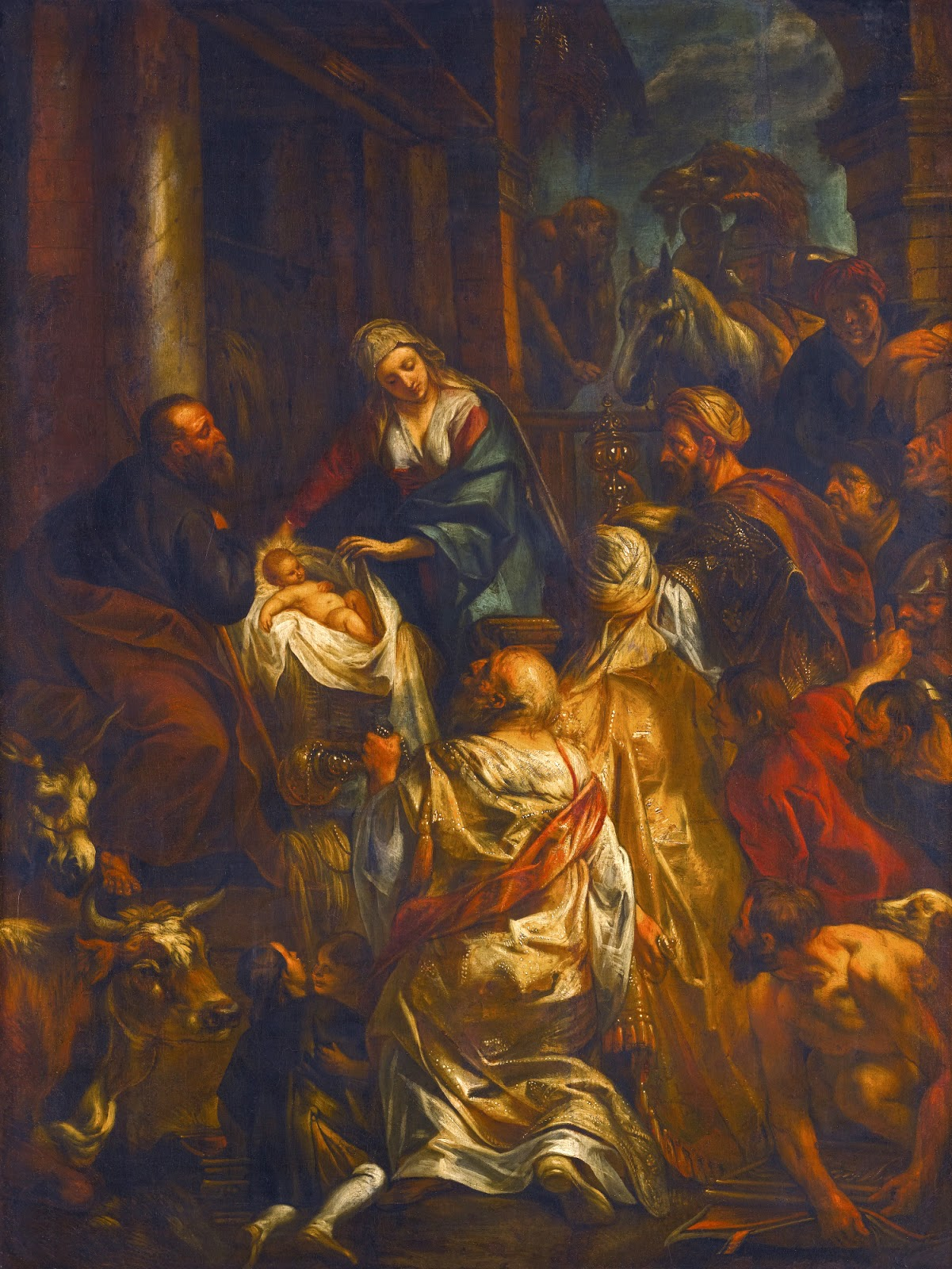 Jacob jordaens baroque era painter tutt 39 art pittura for Famous artist in baroque period