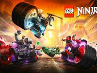 Review Game Android Terbaru 2018 Lego Ninjago : Ride Ninja