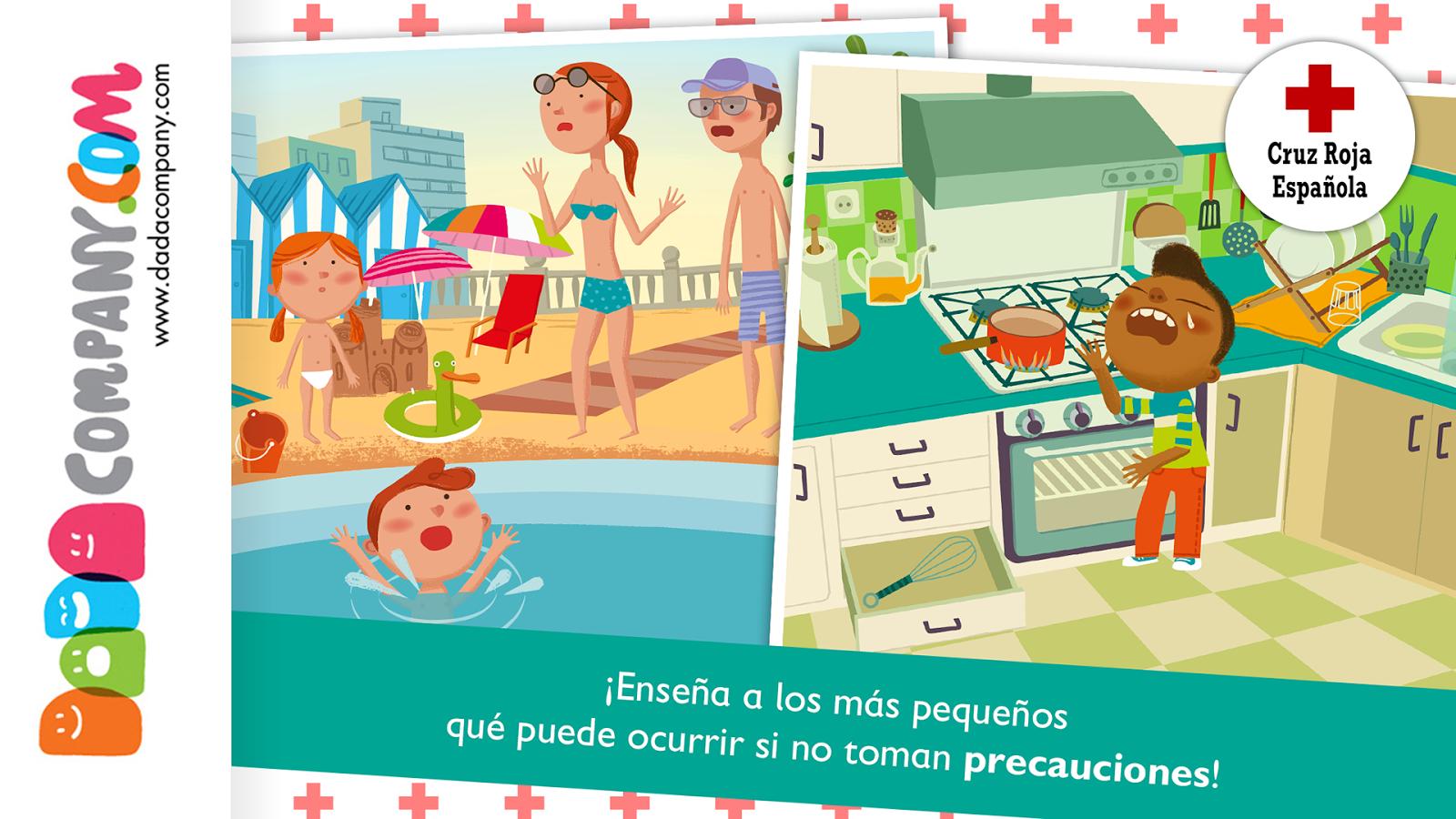 Prevención de Accidentes: la app de la Cruz Roja educativa y gratuita