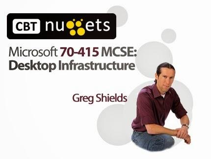 Video Lab học Microsoft 70-415 MCSE