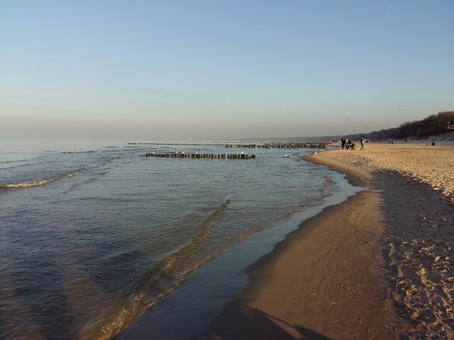 Morze na ferie