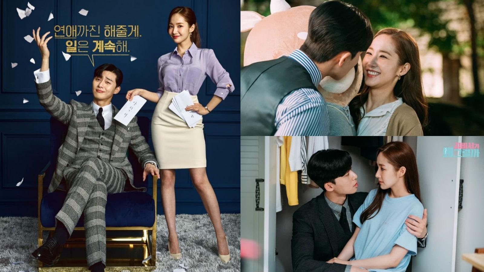10 ซีรี่ย์เกาหลีพระนางเคมีเข้ากันดีมาก เหมือนเป็นแฟนกันจริงๆ !