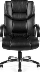 Offices To Go Leather Executive Chair
